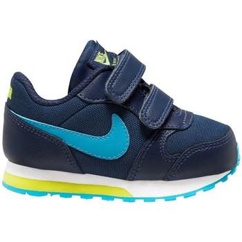 kengät Pojat Juoksukengät / Trail-kengät Nike MD Runner 2 Tummansininen