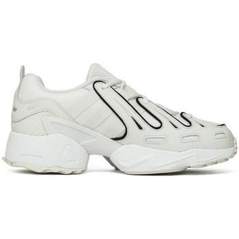 kengät Miehet Matalavartiset tennarit adidas Originals Eqt Gazelle Valkoiset