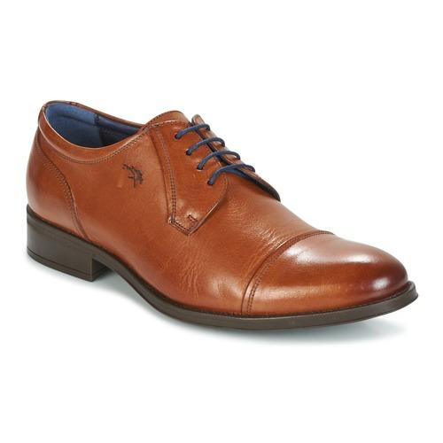 kengät Miehet Derby-kengät Fluchos HERACLES Brown
