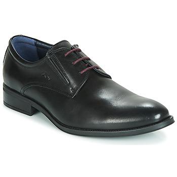 kengät Miehet Derby-kengät Fluchos HERACLES Musta