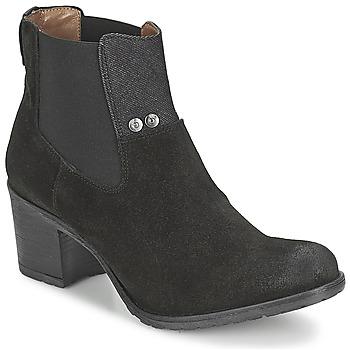 kengät Naiset Nilkkurit G-Star Raw DEBUT ANKLE GORE Black