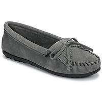 kengät Naiset Mokkasiinit Minnetonka KILTY Grey