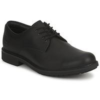 kengät Miehet Derby-kengät Timberland EK STORMBUCK PLAIN TOE OXFORD Black