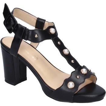 kengät Naiset Sandaalit ja avokkaat Brigitte Sandaalit BN472 Musta
