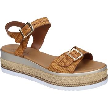 kengät Naiset Sandaalit ja avokkaat Sara sandali pelle sintetica Marrone