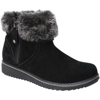 kengät Naiset Talvisaappaat Hush puppies  Black