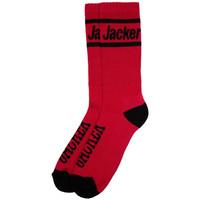 Asusteet / tarvikkeet Miehet Sukat Jacker After logo socks Punainen