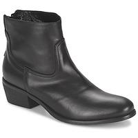kengät Naiset Bootsit Meline SOFMET Black