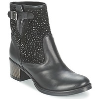 kengät Naiset Nilkkurit Meline NERCRO Black