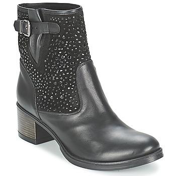 kengät Naiset Nilkkurit Meline NERCRO Musta