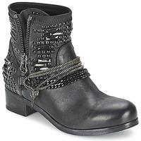 kengät Naiset Bootsit Mimmu LIL Black