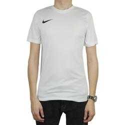 vaatteet Miehet T-paidat & Poolot Nike Park VII Tee BV6708-100