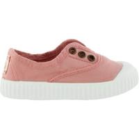 kengät Lapset Matalavartiset tennarit Victoria 106627 Vaaleanpunainen
