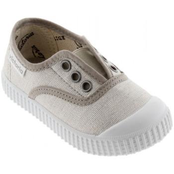 kengät Lapset Matalavartiset tennarit Victoria 1366118 Beige
