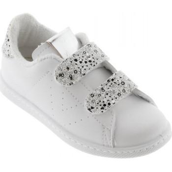 kengät Lapset Matalavartiset tennarit Victoria 1125234 Valkoinen