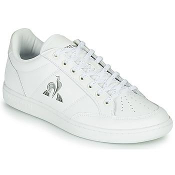 kengät Naiset Matalavartiset tennarit Le Coq Sportif COURT CLAY W White