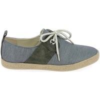 kengät Naiset Derby-kengät Armistice Cargo One Capri Ardoise Harmaa