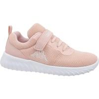 kengät Tytöt Matalavartiset tennarit Kappa Ces K Vaaleanpunaiset