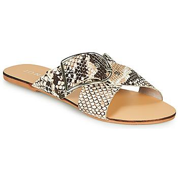 kengät Naiset Sandaalit Jonak JASMINE Brown / Python