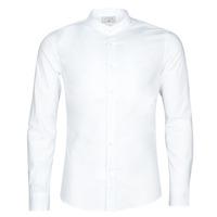 vaatteet Miehet Pitkähihainen paitapusero Casual Attitude MASS White