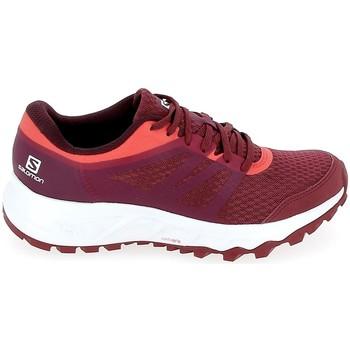 kengät Vaelluskengät Salomon Trailster 2 Rose Violet Vaaleanpunainen