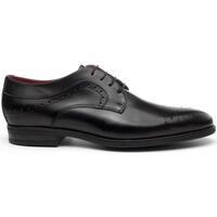 kengät Miehet Derby-kengät & Herrainkengät Keelan 63211 BLACK