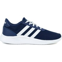 kengät Lapset Juoksukengät / Trail-kengät adidas Originals Lite Racer 20 K Tummansininen