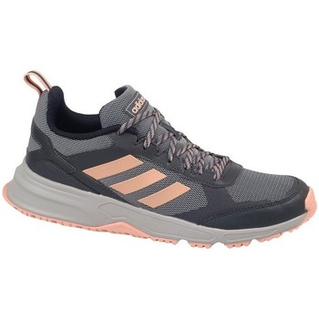 kengät Naiset Juoksukengät / Trail-kengät adidas Originals Rockadia Trail 30 Harmaat