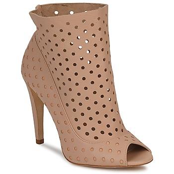 kengät Naiset Nilkkurit Bourne RITA Nude