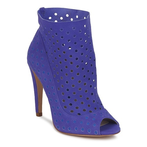 kengät Naiset Nilkkurit Bourne RITA Blue