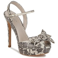 kengät Naiset Sandaalit ja avokkaat Bourne MOLLIE Grey