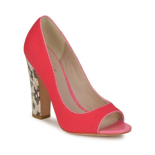 kengät Naiset Korkokengät Bourne FRANCESCA Corail
