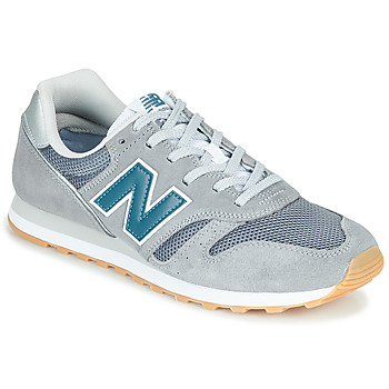 kengät Miehet Matalavartiset tennarit New Balance 373 Grey