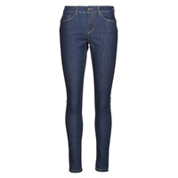 vaatteet Naiset Slim-farkut Vero Moda VMSEVEN Blue