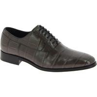 kengät Miehet Derby-kengät D&G CA5751 A2338 80720 grigio
