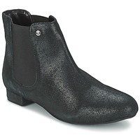 kengät Naiset Bootsit Elle MABILLON Black / Brillant