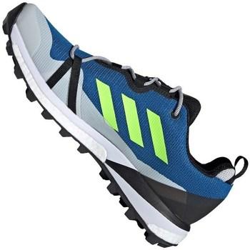 kengät Miehet Juoksukengät / Trail-kengät adidas Originals Terrex Skychaser LT Gtx Vaaleansiniset