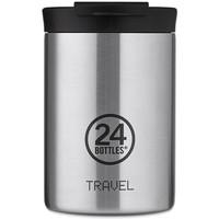 kauneus Vartalonhoitotarvikkeet 24 Bottles TRAVEL TUMBLER 350 Acciaio