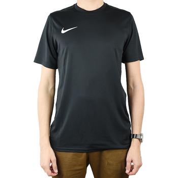 vaatteet Miehet T-paidat & Poolot Nike Park VII Tee BV6708-010