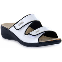 kengät Naiset Sandaalit Grunland BIANCO ESTA Bianco