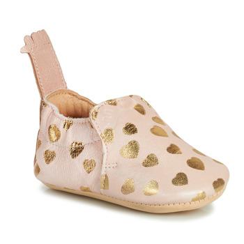 kengät Lapset Tossut Easy Peasy BLUMOO Pink
