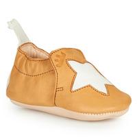 kengät Lapset Tossut Easy Peasy BLUMOO ETOILE Cognac