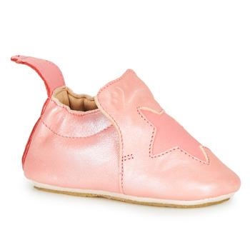 kengät Lapset Tossut Easy Peasy BLUBLU ETOILE Pink