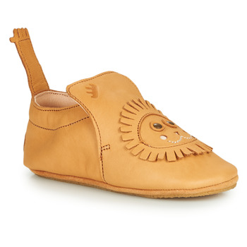 kengät Lapset Tossut Easy Peasy BLUBLU LION Cognac