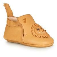 kengät Lapset Tossut Achile BLUBLU LION Konjakki