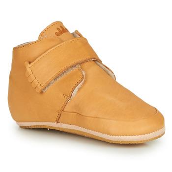 kengät Lapset Tossut Easy Peasy WINTERBLUE Cognac