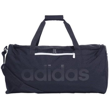 laukut Laukut adidas Originals Linear Core Duffel Bag Mustat