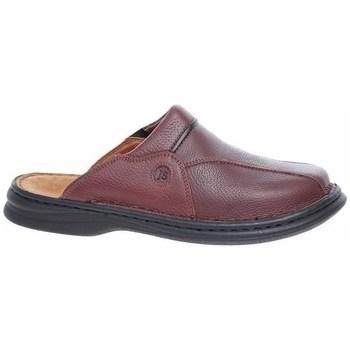 kengät Miehet Derby-kengät & Herrainkengät Josef Seibel Pantoletten Ruskeat
