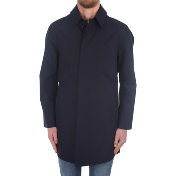 vaatteet Miehet Paksu takki Kired PABLO68080 Blue
