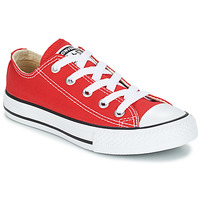 kengät Lapset Matalavartiset tennarit Converse CHUCK TAYLOR ALL STAR CORE OX Red
